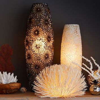 Kai Shell Ambient Round Table Lamps