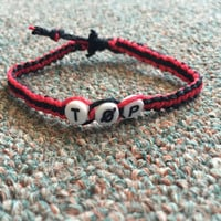 Twenty One Pilots Braided Bracelet