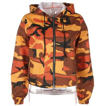 Camou Bomber