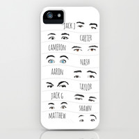Those Eyes... iPhone & iPod Case by Kate