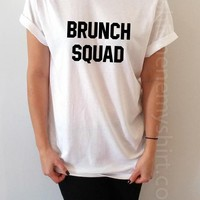 Brunch Squad - Unisex T-shirt for Women - shpfy