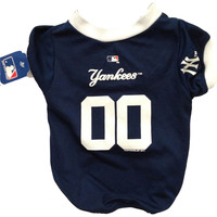 New York Yankees Dog Jersey