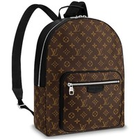 Louis Vuitton Monogram Macassar Backpack Handbag Josh Article: M41530 Made In France