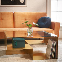 Sherman Coffee Table | Urban Outfitters