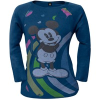 Mickey Mouse - Hearts & Rainbows Juniors Thermal