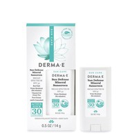 Derma E Natural Mineral Sunscreen Broad Spectrum Spf 30 - 0.5 Oz