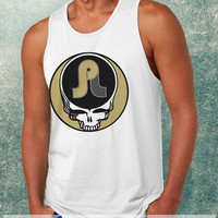 Pretty Lights Steal Your Face Clothing Tank Top For Mens