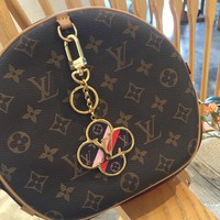 Louis Vuitton Lv Accessories More Into The Flower Bag Charm And Key Holder M67356 - Best Deal Online