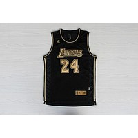 LA Lakers #24 Kobe Bryant City Edition Swingman Jersey