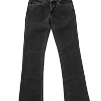 P003 EARL JEANS Boot Cut Jeans Dark Wash - size 25