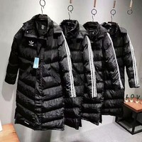 VONE5GW Adidas Women Down Jacket Black