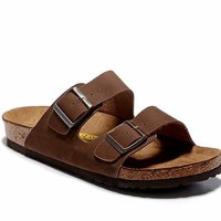 Men's and Women's BIRKENSTOCK sandals Arizona Birko-Flor 632632288-079