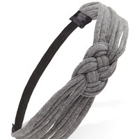 Knotted Woven Headband