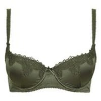 Guipure Lace Plunge Bra and Knickers | Topshop
