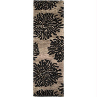 Area Rug - 2.5' X 8' - Colors Include Chocolate Brown And Espresso Brown