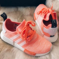 Adidas NMD Woman Fashion Running Sports Shoes Sneakers