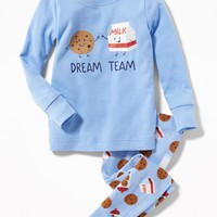 """Dream Team"" Sleep Set for Toddler & Baby
