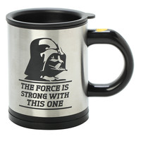 Star Wars Feel The Force Self Stirring Mug