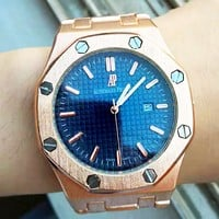 AP Audemars Piguet Classic Men Women Quartz Watches Wrist Watch