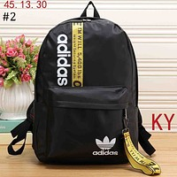 ADIDAS Joint OFF-WHITE Tide brand fashion men and women leisure travel fitness sports bag #2