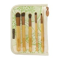 Bamboo 5 Piece Eye Brush Set