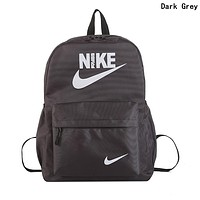NIKE Fashionable Casual Backpack Bookbag Shoulder Bag