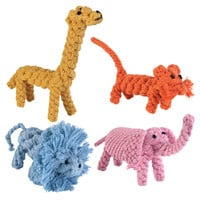 Rope Jungle Animals