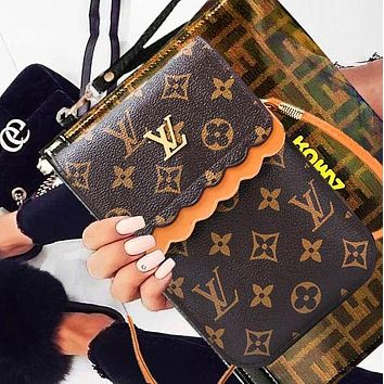 LV Small Bag Mini Bag Shoulder Bag i phone bag Louis Vuitton Coin Purse