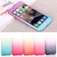 *online exclusive*  ombre iphone case
