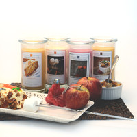 Fall 4 Pack Collection By Jewelry Candle Company (2013 fall back)