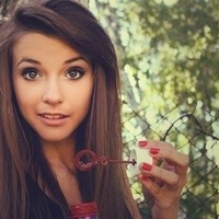 tumblr girl with brown hair - Google Search