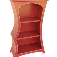 Bookcase No 8 by Vincent Leman: Wood Bookcase | Artful Home