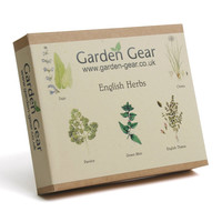 English Herbs Seed Pack