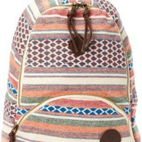 Roxy Juniors Great Adventure Backpack, Cream, One Size
