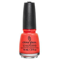 China Glaze - Orange Knockout 0.5 oz - #70641