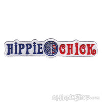 Hippie Chick Patch on Sale for $3.99 at HippieShop.com