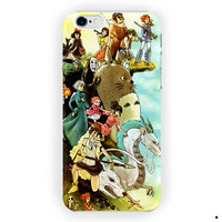 Studio Ghibli Characters Disney For iPhone 6 / 6 Plus Case