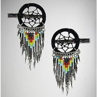 Dream Catcher Bead Clips - Spencer's