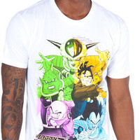 Group Dragon Ball Z Shirt