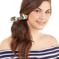 Vintage Inspired Turn Up the Sweet Hair Tie Set by ModCloth