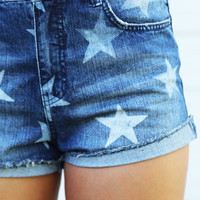 Seeing Stars High Waisted Shorties