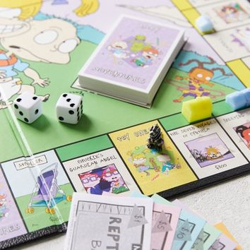 Rugrats Monopoly   Urban Outfitters