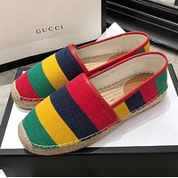 GUCCI 2021 latest fisherman's shoes