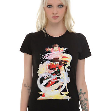 Steven Universe Hold Your Weapons Girls T-Shirt
