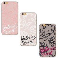 Victorias Secret Design Case Cover For Apple iphone 5 5S SE 5C 6 6S 7 8 Plus Soft Silicone Back Coque Fashion Phone Cases