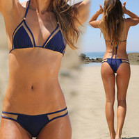 Sexy Mesh swimsuit Tops and Bottoms For Women's Swimwear