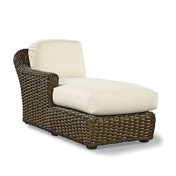 South Hampton Outdoor Left Arm Sectional Chaise