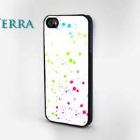 Colorful Abstract Design  - iphone 5 cases - iphone 4s case - iphone 4 caseCool iPhone Cases- Cool iPhone Cases