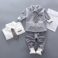 Baby Boy Formal Wear Clothing Sets For Toddlers