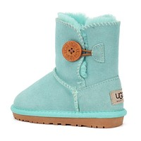 UGG Girls Boys Children Baby Toddler Kids Child Fashion Casual Boots Shoes-2